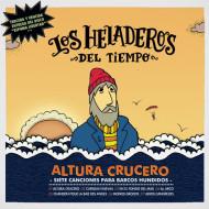 """Los Heladeros Del Tiempo """"EPs"""""""