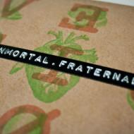 """Vestigios """"Inmortal, Fraternal"""""""
